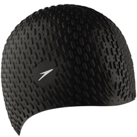 speedo Bubble Gorra, black